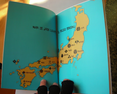 Libro reglamento Senzou interior mapa 2
