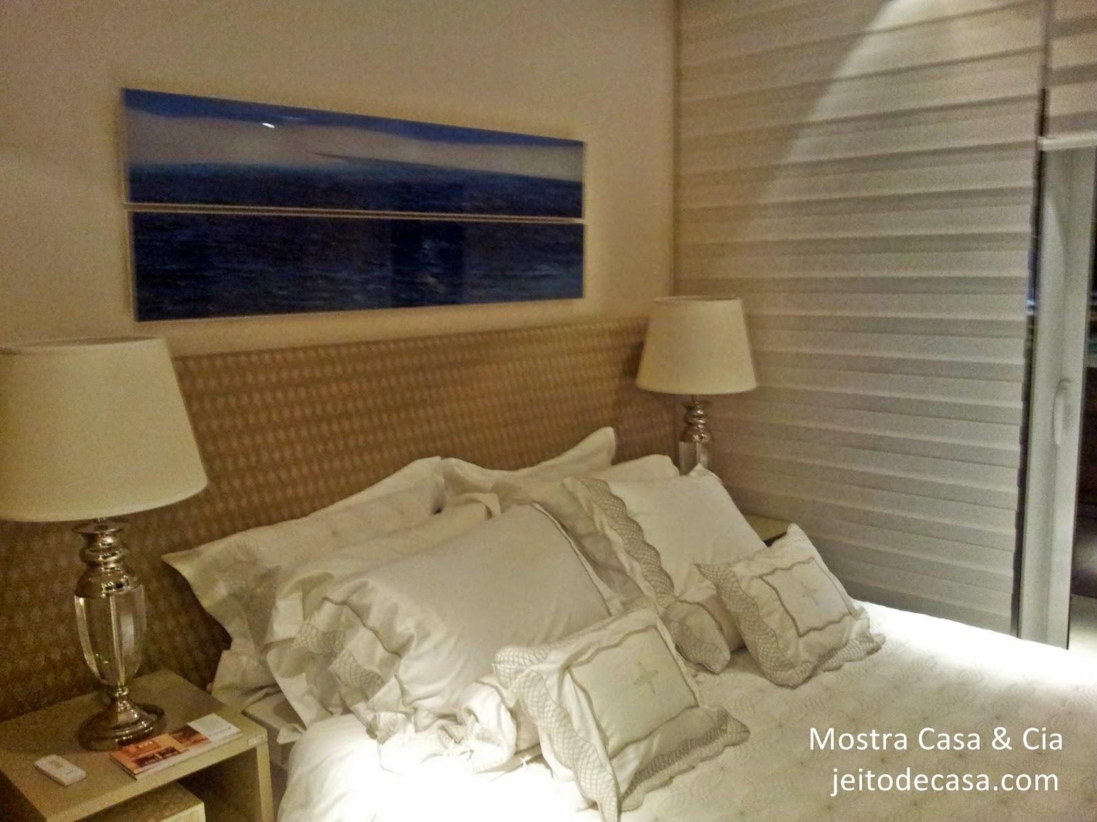 Apartamento modelo da Mostra Casa & Cia Jeito de Casa Blog de  #674926 1600 1200