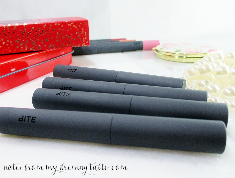 BITE Beauty Matte Creme Lip Crayons-Minis notesfrommydressingtable.com