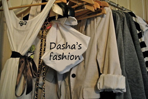 Dasha's fashion
