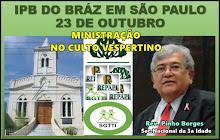 23.10.2016 - IPB DO BRÁZ