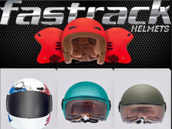 Fastrack Helmets | Fastrack Helmets India | Motorcycle Helmets | Titan Fastrack Helmets | Fastrack Helmets Price | Fastrack | way2speed.com