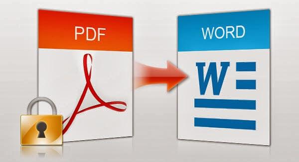 افضل المواقع البرامج لتحويل PDF إلى الوورد Word