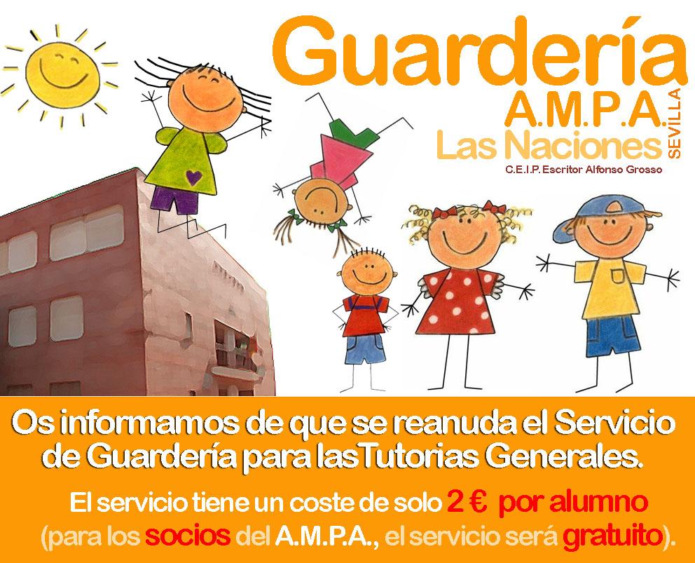 AMPA Las Naciones (C.E.I.P. Escritor Alfonso Grosso): 2013
