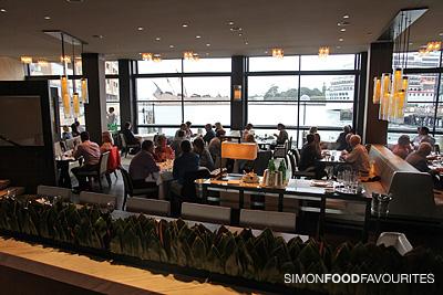 Simon Food Favourites: The Dining Room at Park Hyatt: Modern ...