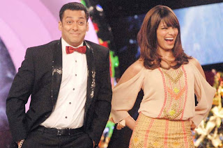 Actress Bipasha Basu at Big Boss House