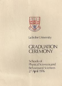 Ian Parker Graduation Day