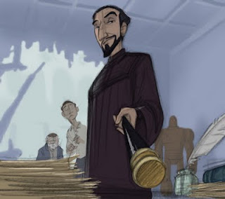 Lord Vetinari, Patrician of Ankh-Morpork in Terry Pratchett's Discworld