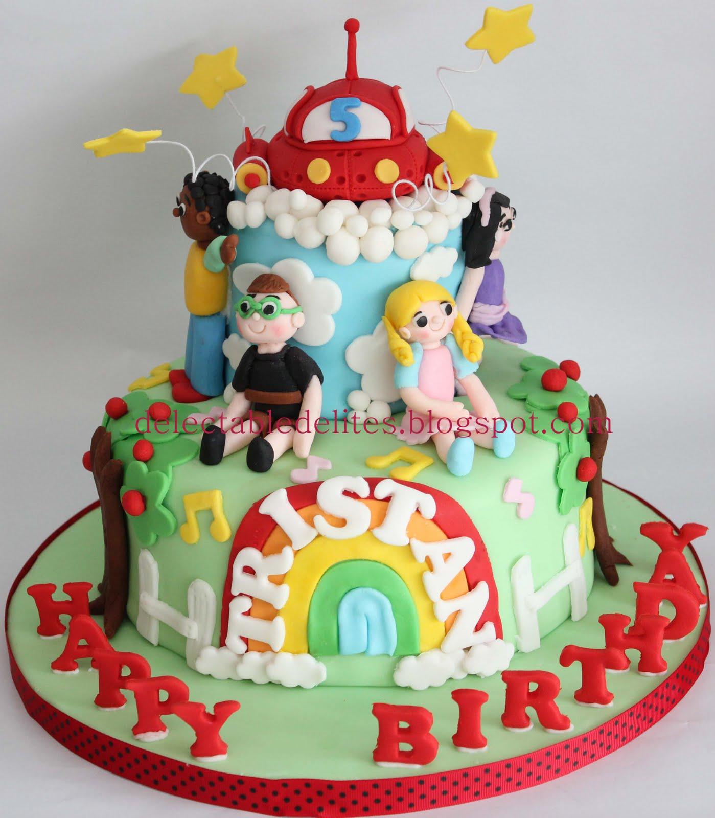Delectable Delites Little Einstein Cake For Tristans 5th Birthday