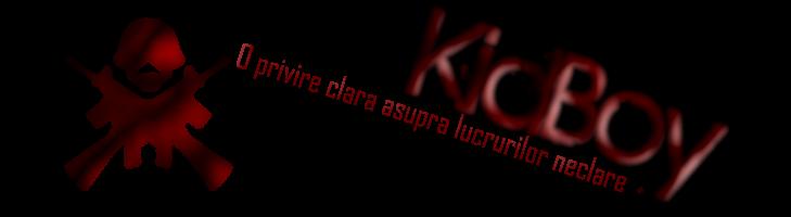 Blogu' lu' KidBoy