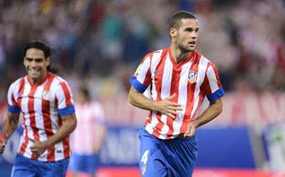 Chelsea Targets Mario Suarez and Radamel Falcao