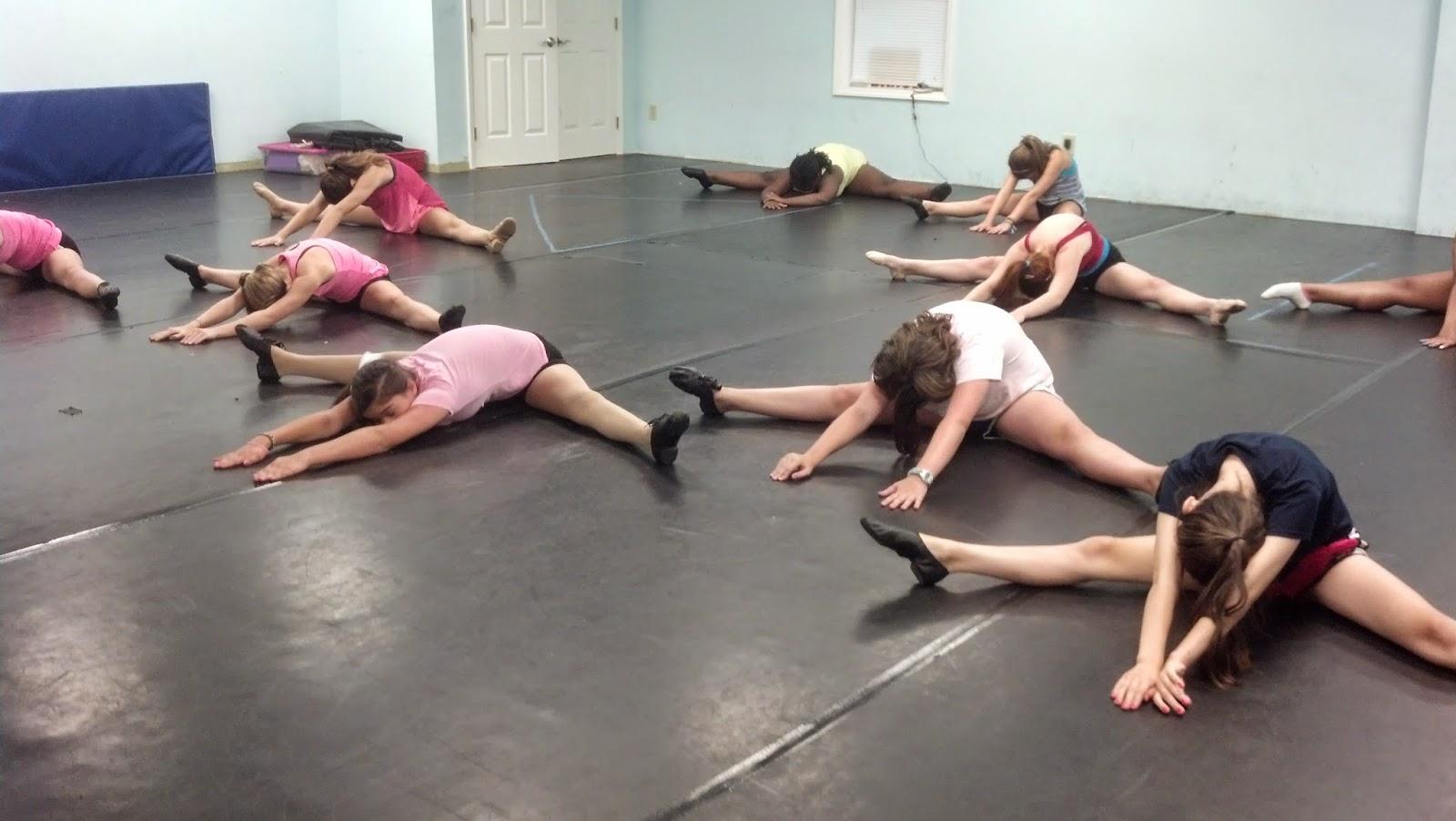 dance studios quail hollow charlotte