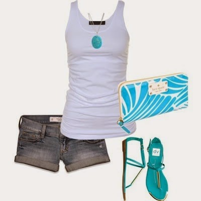 Trendy Women Outfits - Summer ,,,gorgeous ladies trend outfits with combination accessories