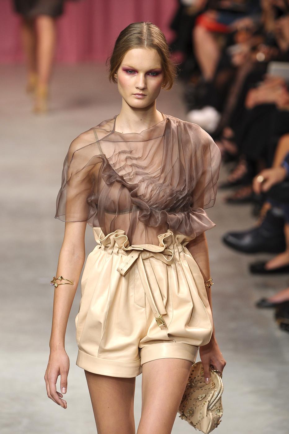 Nina Ricci Spring 2011 | Peter Copping