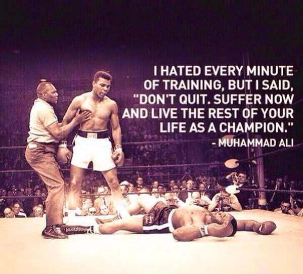 Never Never Quit