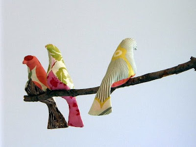 Instructions for a Fabric Bird Pattern | eHow.com