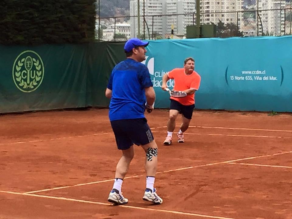 ITF SENIORS G3 - VIÑA DEL MAR - MIERCOLES