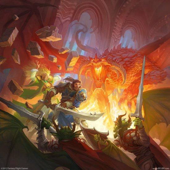 Alexey Aparin belibr deviantart ilustrações fantasia games