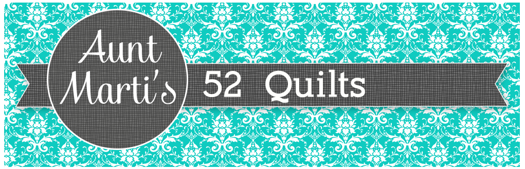 52 Quilts in 52 Weeks