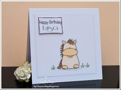 Horse, LIM, DSB,Birthday, CAS