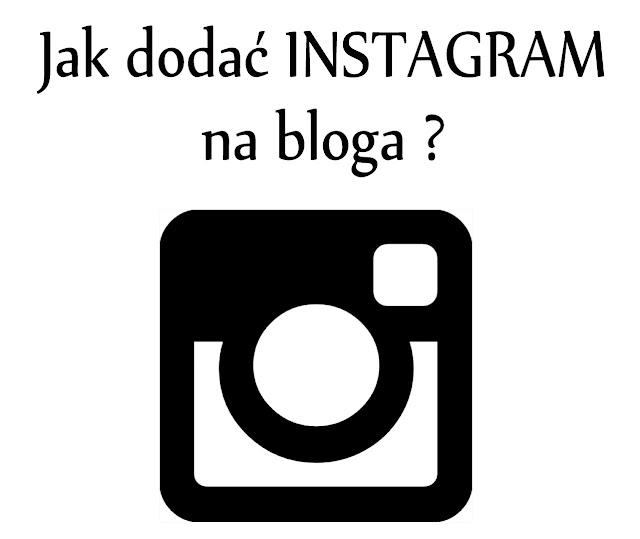 instagram na bloga