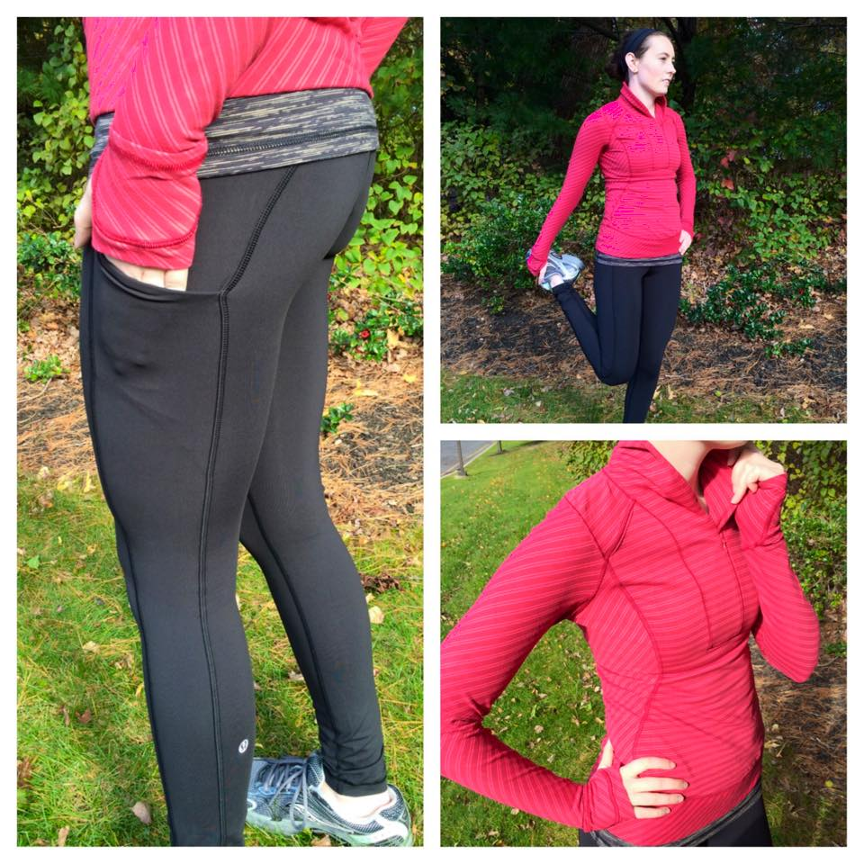 lululemon black speed tight