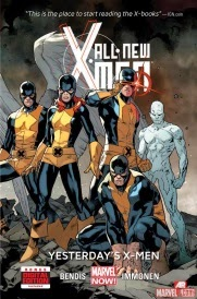 Cover of All New X-Men Volume One: Yesterday's X-Men