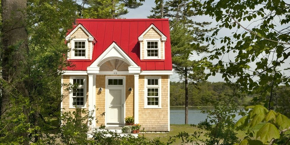 Oceanside Tiny Home in Maine 411 Sq Ft TINY HOUSE TOWN