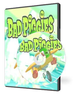 Bad Piggies 1.3.0 ENG/PC Game June 2013