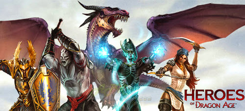 Heroes of Dragon Age Dinheiro Infinito
