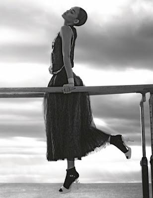 Chanel S/S 2012 Ad Campaign