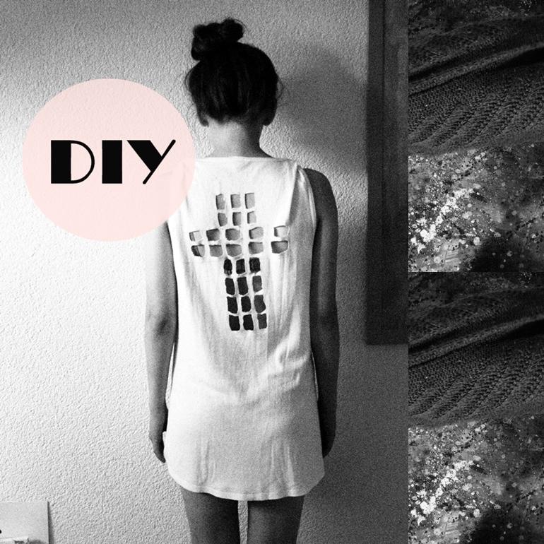 sweet kisses lie diy cut out oberteil outfit. Black Bedroom Furniture Sets. Home Design Ideas