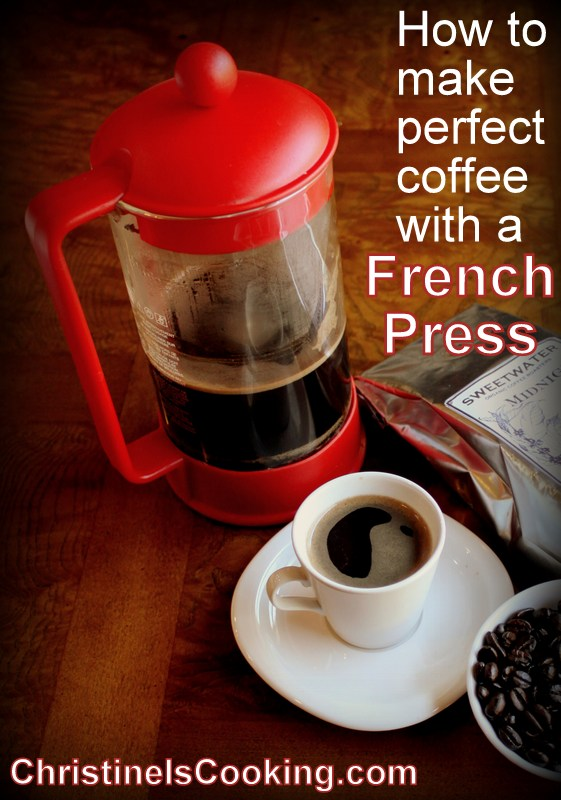 how to make perfect coffee in a french press step 1 throw out the. Black Bedroom Furniture Sets. Home Design Ideas