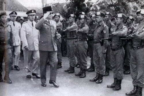 Perang Indonesia Malaysia