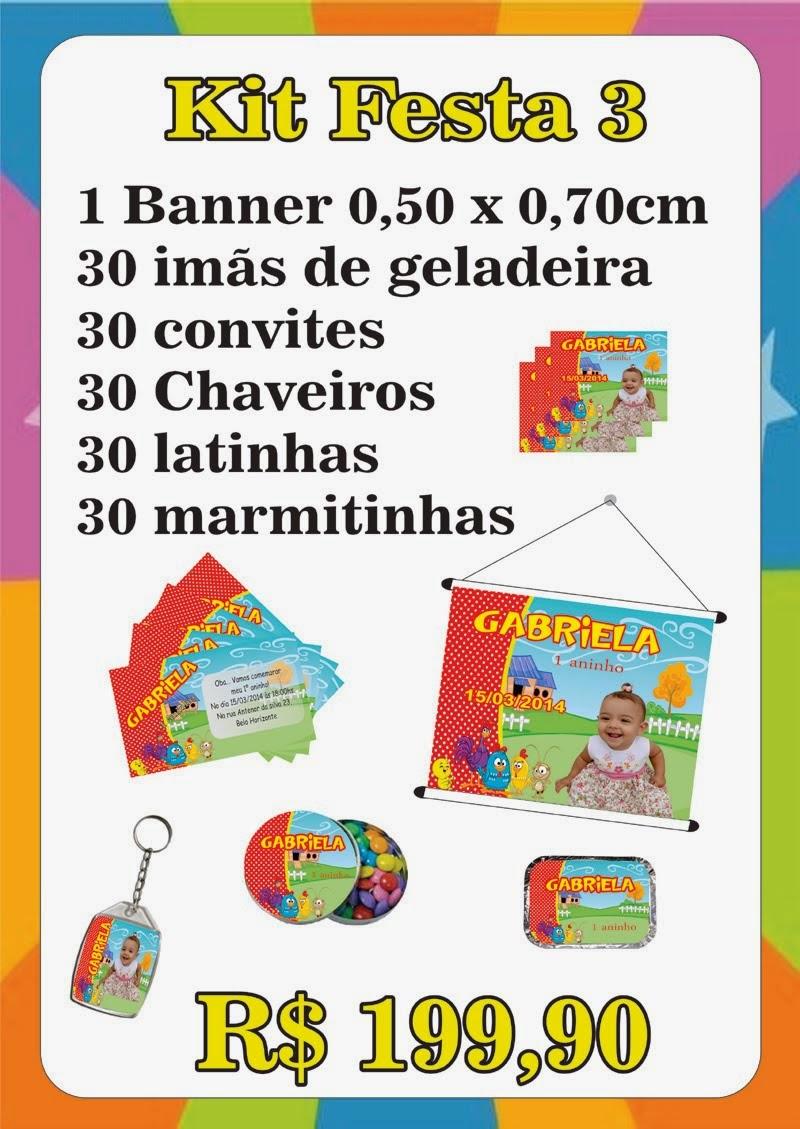 Kit festa 3