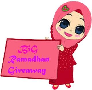 Big Ramadhan Giveaway