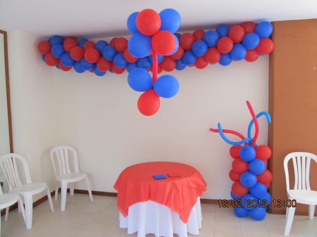 Fiesta tematica cars fiestas tematicas infantiles - Decoracion infantil paredes ...