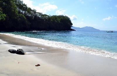 Blue Lagoon, Padangbai