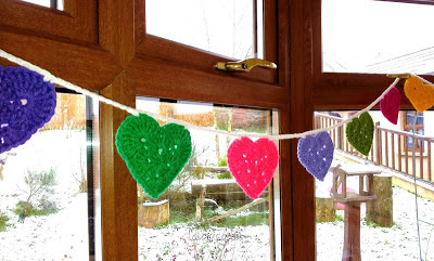 Granny Heart Bunting 5