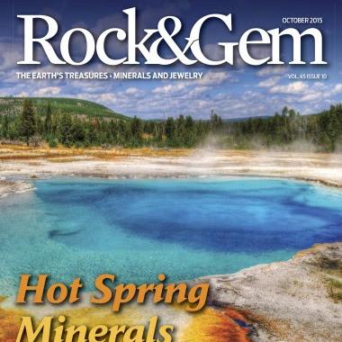 Rock & Gem magazine | October 2015 - Download