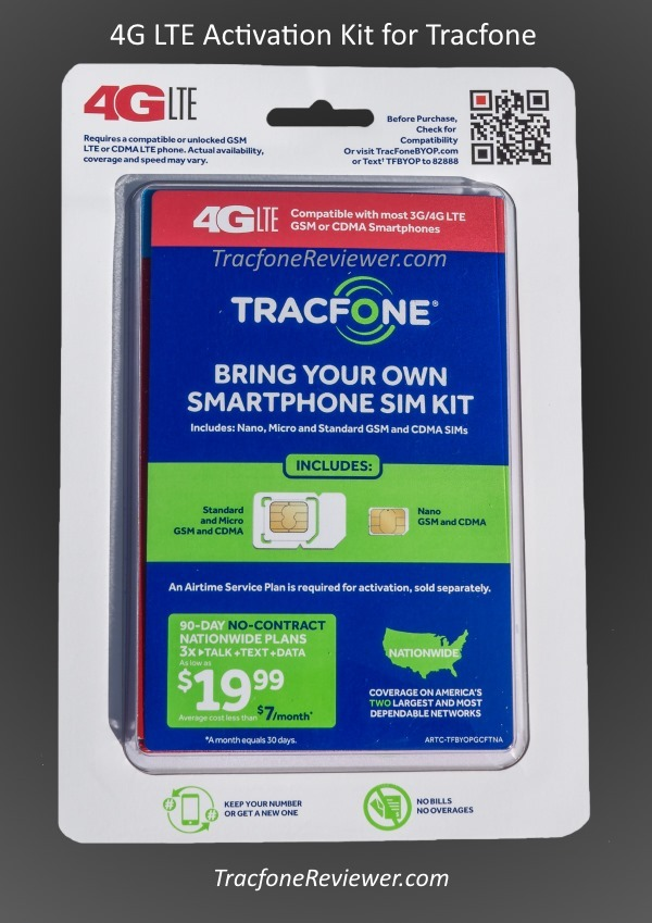 TracfoneReviewer Tracfone BYOP Phone List