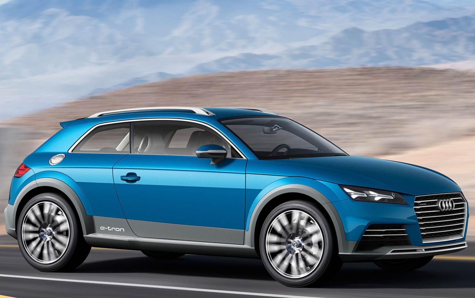 Novo Audi Q1