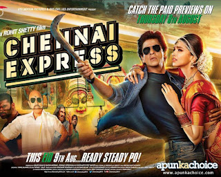 Shahrukh Khan's 'Chennai Express' Breaks Records In Pakistan