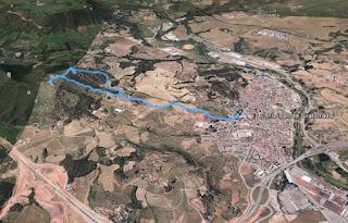 Recorregut: Sant Joan de Vilatorrada-Collbaix