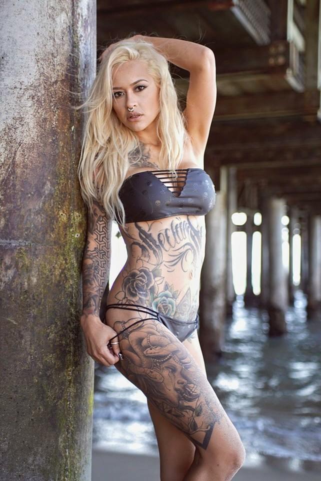 Sarah Giampapa Sexy Nude Pics - Tattoo Models