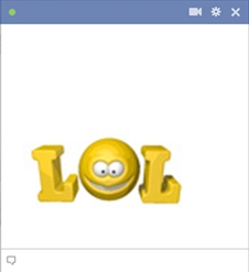 Facebook LOL Emoticon
