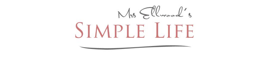 Mrs Ellwood's Simple Life