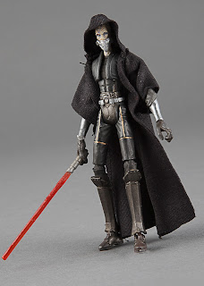 "Hasbro Star Wars The Black Series 3.75"" Darth Plagues Figure"