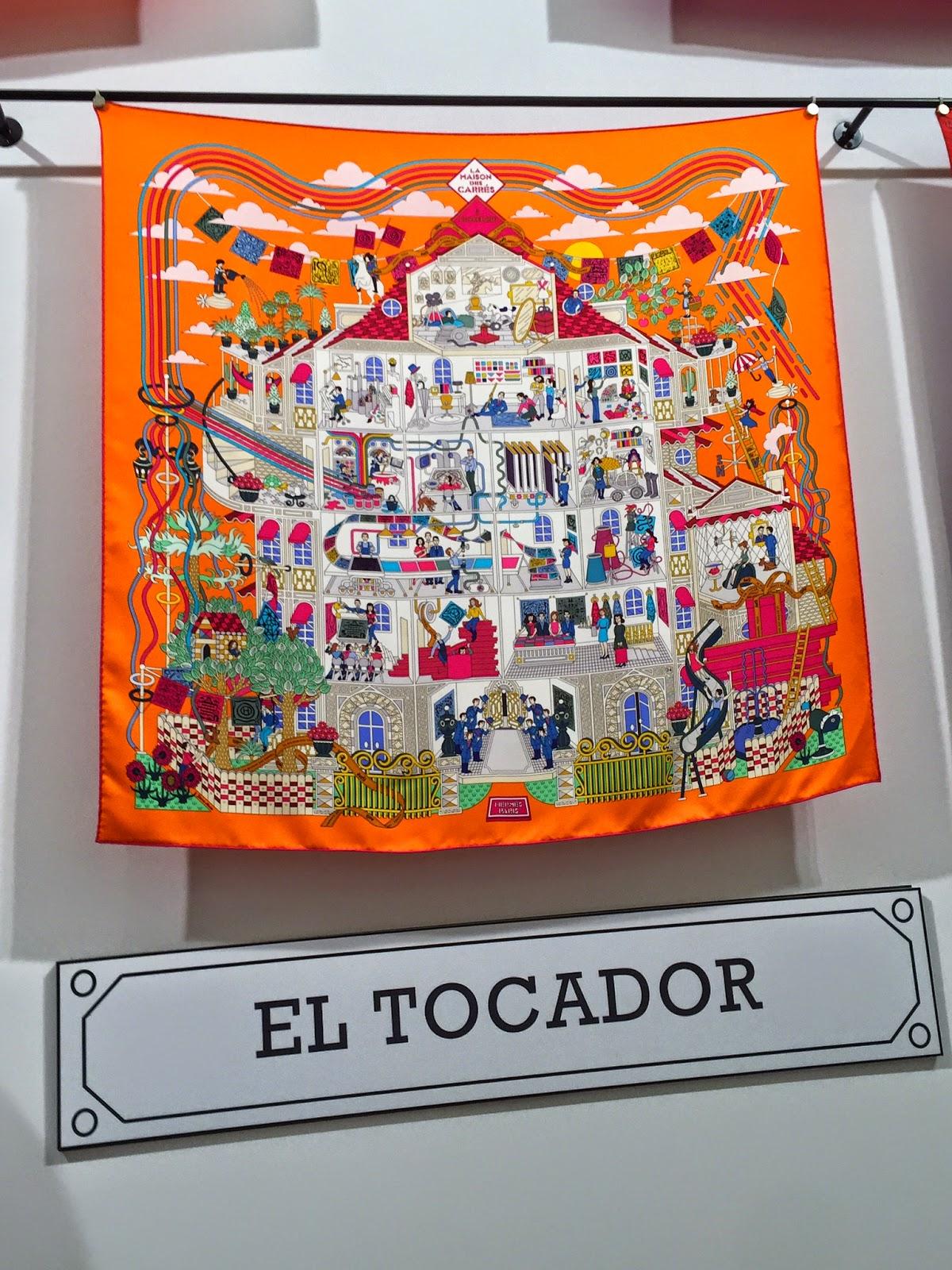 Discover la maison des carr s by herm s a must if you are - La maison barcelona ...