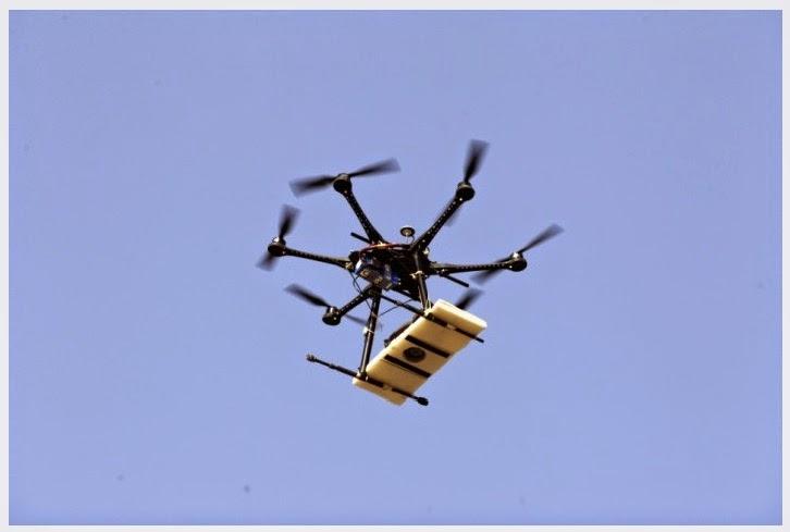 Drone Sekarang Digunakan Untuk Menyelundupkan Narkoba Ke Penjara